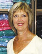 Linda Dugan - Owner of Petal Back Clothing