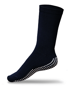 Gripperz, Circulation Non Slip Sock, fall prevention sock, ndis, grip sock, hospital sock,