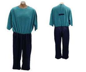 Mens Sundowner Suite Daytime Petal Back Clothing