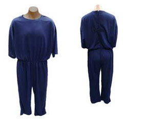 Mens Sundowner Suite Night Petal Back Clothing