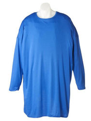 Unisex Bariatric Nightshirt Petal Back Clothing